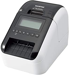 ブラザー工業 感熱ラベルプリンター QL-820NWB