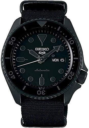 [セイコー] SEIKO 5 SPORTS 自動巻き メカニカル 流通限定モデル 腕時計 メンズ セイコーファイブ スポーツ SRPD79 オールブラック [並行輸入品]