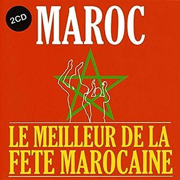 Maroc, le meilleur de la fête marocaine Vol 1 of 2