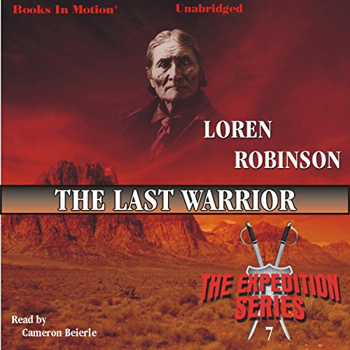 The Last Warrior cover art