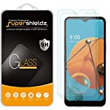 (2 Pack) Supershieldz for LG K51 Tempered Glass Screen Protector, Anti Scratch, Bubble Free