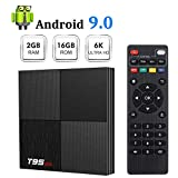 Best Android Boxes - T95 Mini Android 9.0 tv Box, TUREWELL Android Review