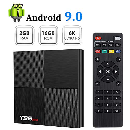 Android 9.0 TV Box...