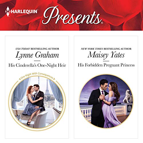 His Cinderella's One-Night Heir & His Forbidden Pregnant Princess cover art