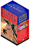 Harry Potter PB Boxed Set x 4 - Harry Potter and the Philosopher's Stone 1
