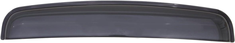 Sunroof Moon Shield Roof Visor 980mm Dark Smoke 3mm 2010-2016 Chevrolet Camaro