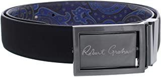 Mens Eclipse Leather Reversible Casual Belt