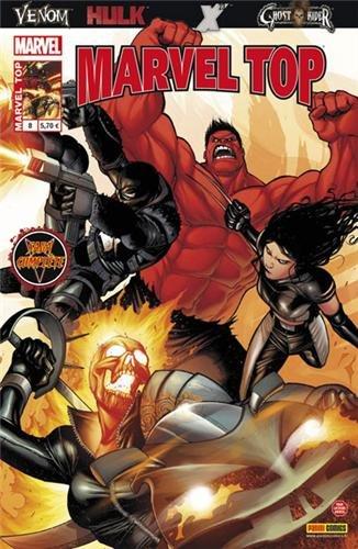Marvel Top, N° 8 :