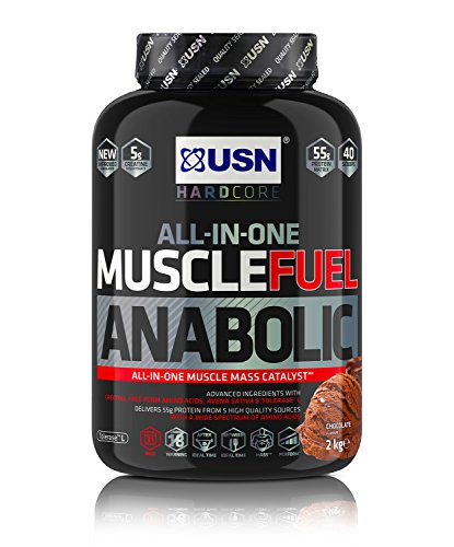 Usn Muscle Fuel Anabolic Chocolate, 2 kg