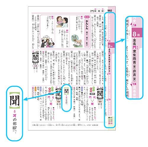 チャレンジ小学漢字辞典カラー版第2版