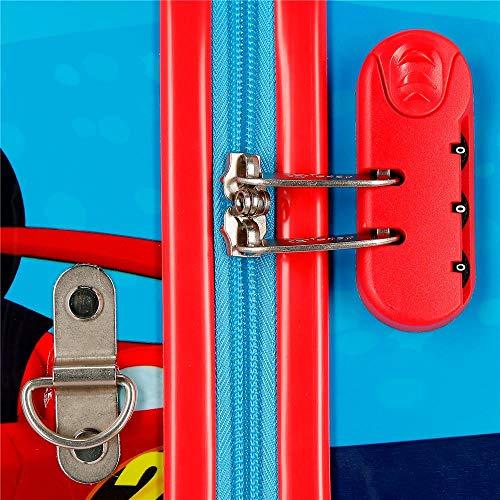 Disney Lets Roll Mickey Kindergepäck 50 centimeters 39 Mehrfarbig (Multicolor) - 10