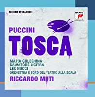Tosca - The Sony Opera House by Riccardo Muti (2012-01-17)