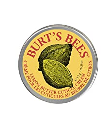 Burt's Bees Lemon Butter Cuticle Cream Nagelhautcreme