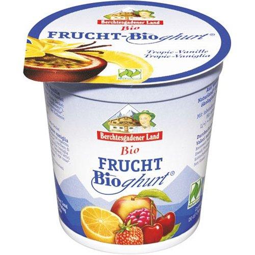 Berchtesgadener Land Bio Fruchtjoghurt verschiedene 3,9 % 150 gr