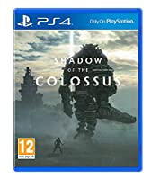 Shadow of the Colossus (PS4) (輸入版)