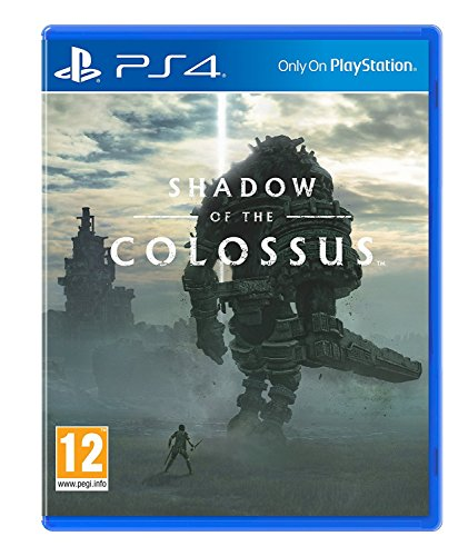 Shadow of The Colossus PS4 [