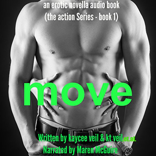 Move: An Erotic Novella audiobook cover art