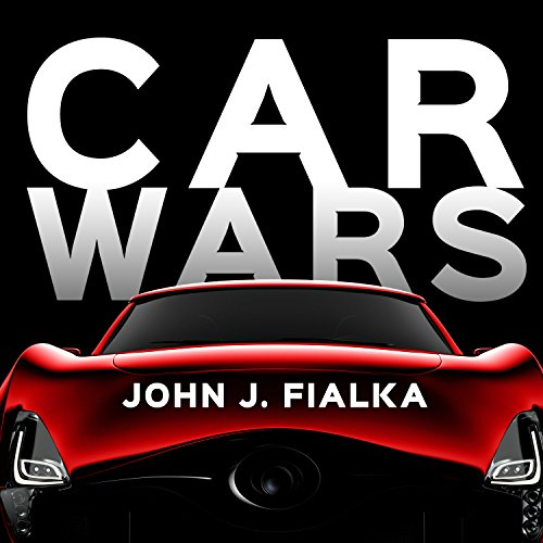 Car Wars audiobook cover art