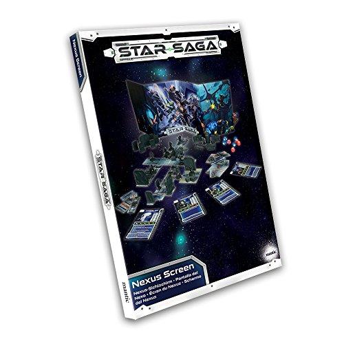 Star Saga 79251–Bildschirmschutzfolie für das Nexus