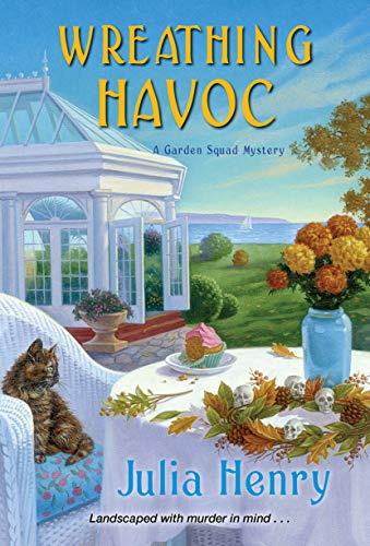 Wreathing Havoc (A Garden Squad Mystery Book 4) by [Julia Henry]