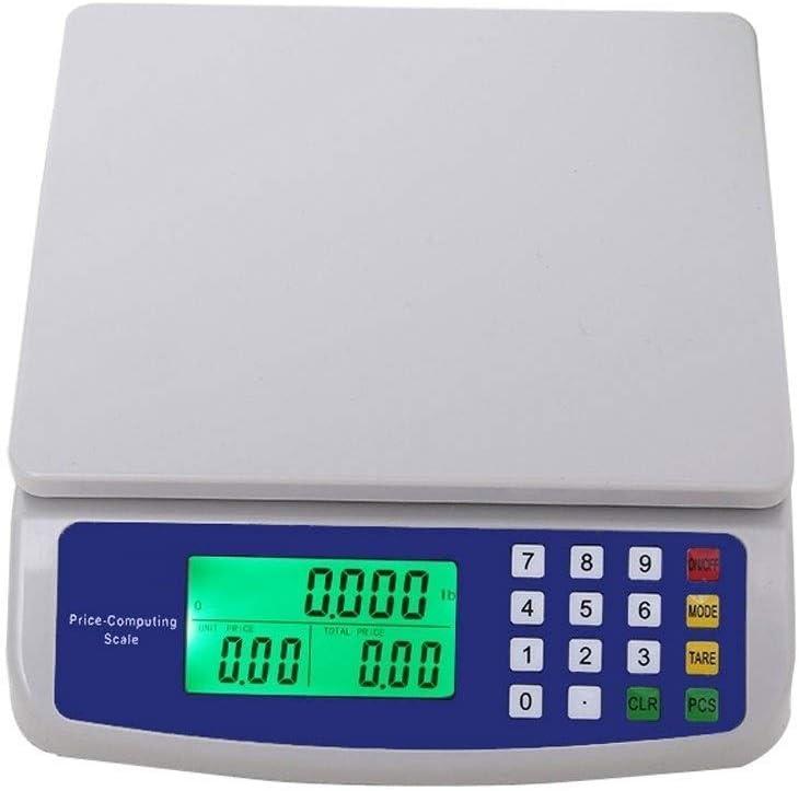 WBDZ 30kg 1g Kitchen Scales Digital Cheap bargain Ranking TOP14 Display Tare Functio PCS LCD