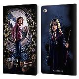 Head Case Designs Officiel Harry Potter Hermione Poster Prisoner of Azkaban IV Coque en Cuir à Portefeuille Compatible...