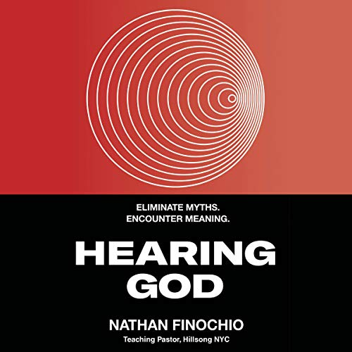 Hearing God audiobook cover art