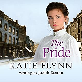 The Pride     Neyler Quartet, Book 1              By:                                                                                                                                 Katie Flynn                               Narrated by:                                                                                                                                 Anne Dover                      Length: 13 hrs and 38 mins     48 ratings     Overall 4.5