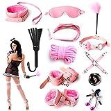 Nanchor BDSM Restraints Sex Toys Set