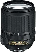 Nikon AF-S DX NIKKOR 18-140mm f/3.5-5.6G ED Vibration Reduction Zoom Lens with Auto Focus for Nikon DSLR Cameras International Version (No Warranty)