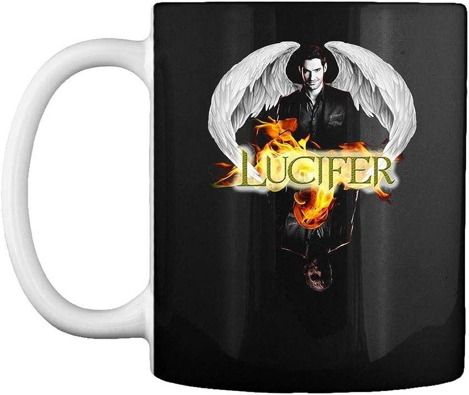 Lucifer Morningstar 17 Mug 11oz Coffee Mug