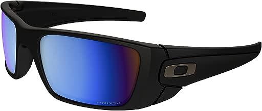 Oakley Men's Silver Stealth Polarized Sunglasses