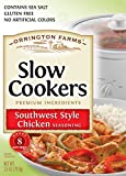 Orrington Farms Slower Cookers Southwest Style Chicken Seasoning, 2.5 Ounce (Pack Of 12)