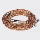 KBEAR Cable de Actualización de Auriculares, 5N Cobre sin Oxígeno Cable de Repuesto para Auriculares...