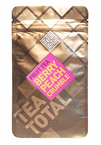Tea total(ティートータル)『ベリー ピーチ クランブル ティー』