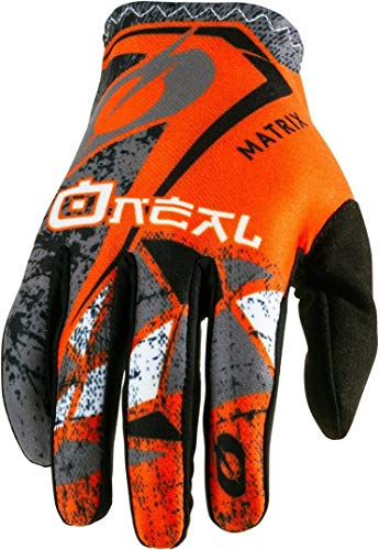 O'Neill MATRIX Glove ZEN orange M/8,5