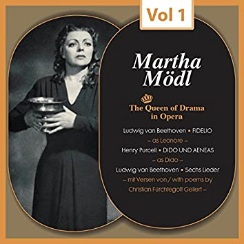 The Queen of Drama in Opera, Vol.1
