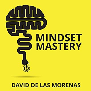 Mindset Mastery audiobook cover art