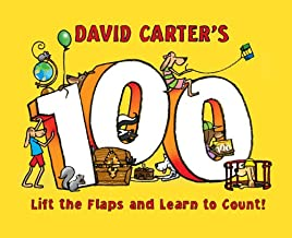 David Carter's 100: Lift the Flaps and Learn to Count!