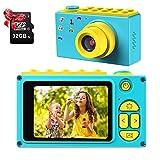 ShinePick Cámara Digital para Niños,Zoom Digital de 4X / 8MP / 2' TFT LCD de la Pantalla...
