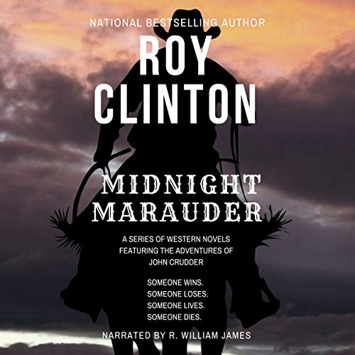 Midnight Marauder audiobook cover art