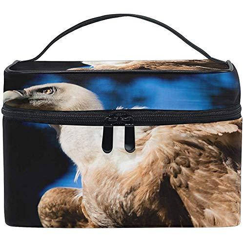 Make-up tas dierentuin dier vogel reizen cosmetische zakken organisator trein case Toiletruimte make-up zak