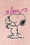 Prayer List Notebook Pea.nuts Sn.opy Woodstock mother's love