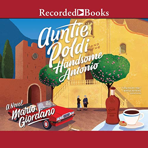 Auntie Poldi and the Handsome Antonio cover art