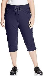 MMSunlight High Wide Waist Stretch Denim Skinny Jeans Capri Short Pajama Capri Pant Lounge Pants with Pockets Sleepwear