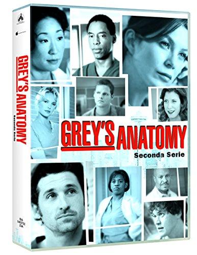 Grey's Anatomy Stagione 2 Completa (8 DVD)