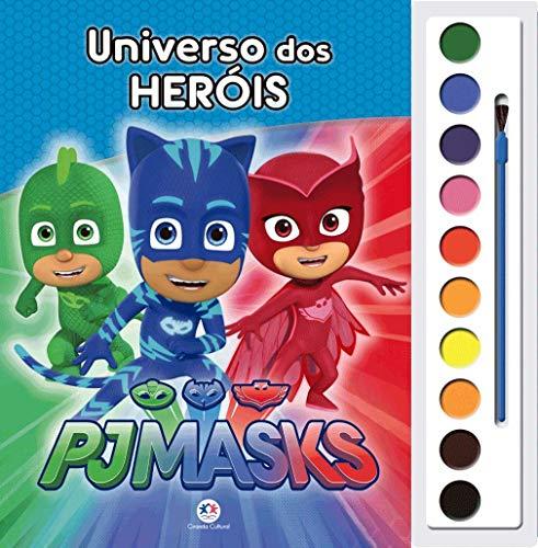 PJ Masks - Universo dos heróis