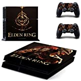 Playstation 4 Skin Set – Adventure game - HD Printing Vinyl Skin Cover Protective for PS4 Console and 2 PS4 Controller by Calantha & Partner