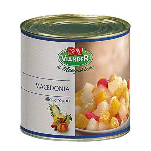 VIANDER MACEDONIA SCIROPPATA PEZZI KG.3