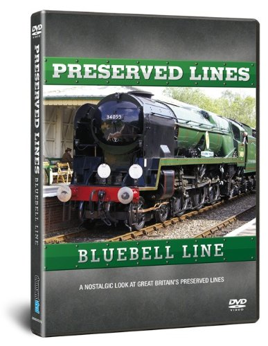 Preserved Lines - Bluebell Line ...